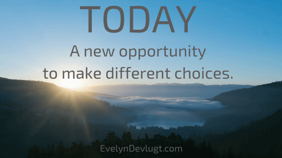 Today holds so many possibilities.