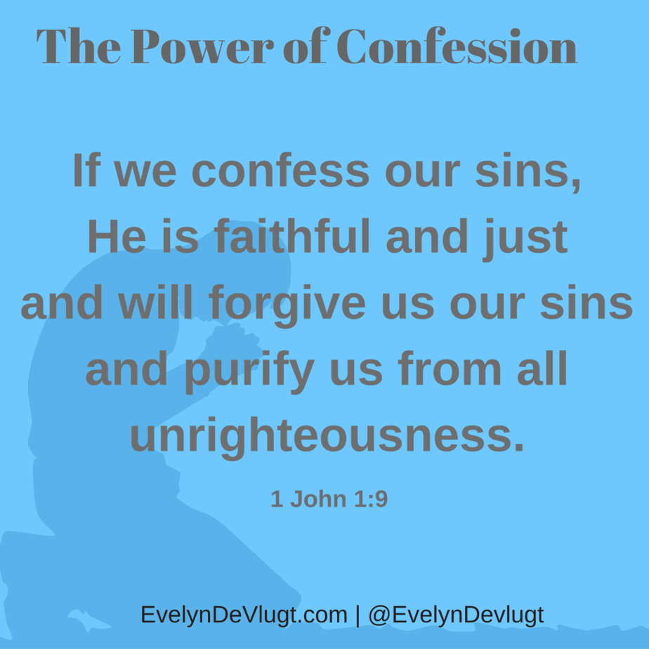 Power of Confession